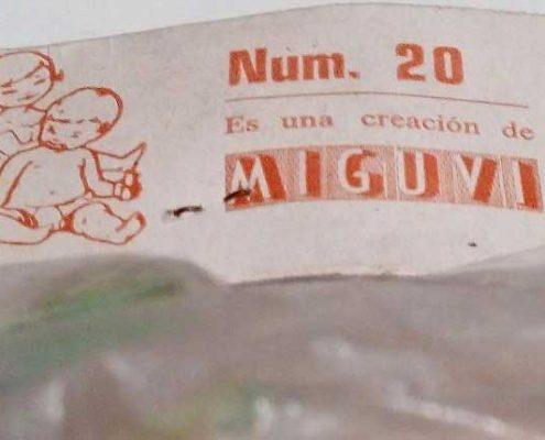 Etiqueta Fabricantes Miguvi