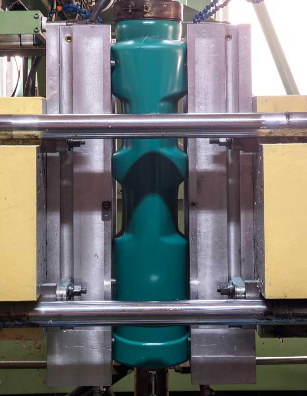 Fabricación y mantenimiento del molde soplado